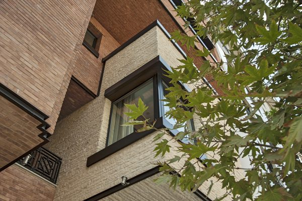 معماری مدرن و خاص- دوبلکس - تریپلکس