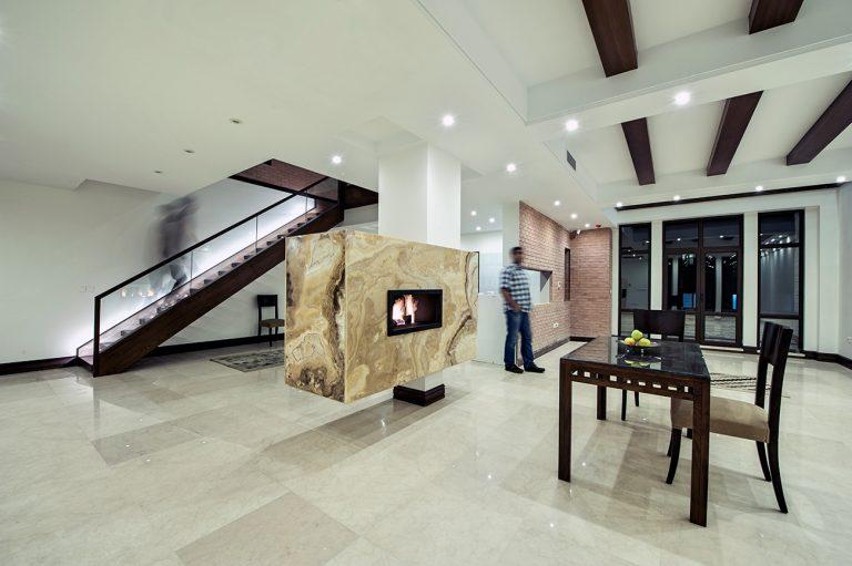 طراحی-معماری-مدرن-خانه-اطلسی-ها-ظفر-برنده-جایزه-معمار