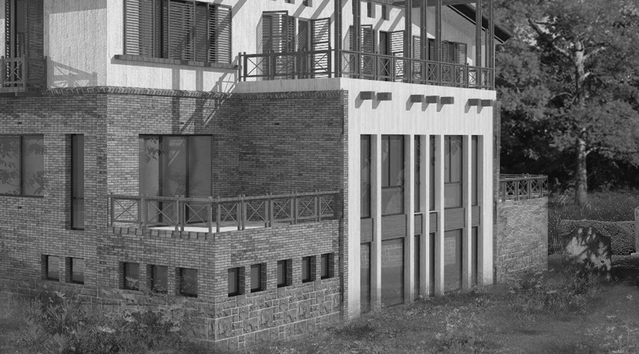 طراحی-معماری-ویلا