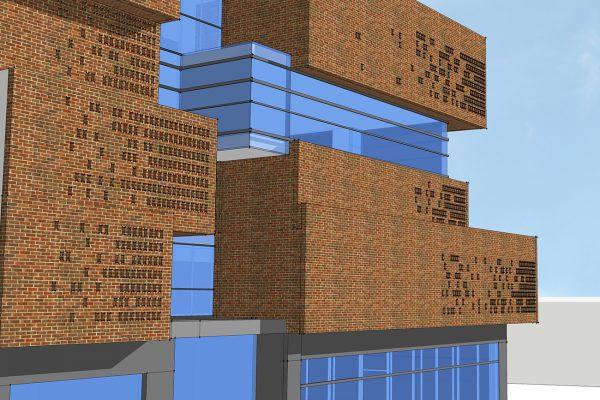 طراحی-معماری-نما-پروژه-تجاری-بلوار-فردوس