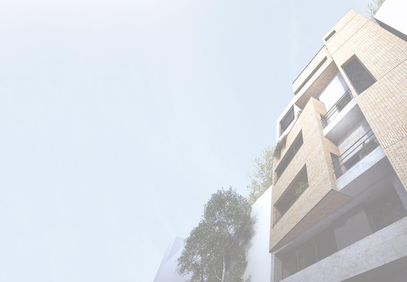 طراحی-معماری-نما-پروژه-مسکونی-ساختمان-ژاله