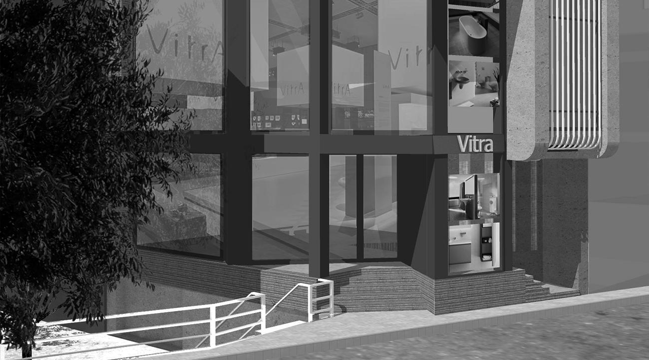 طراحی-شوروم-فروشگاه-ویترا